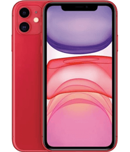 iphone 11 in red